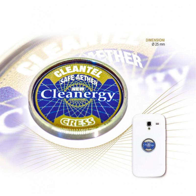 Cleantel: protection des ondes nocives des téléphones mobiles.